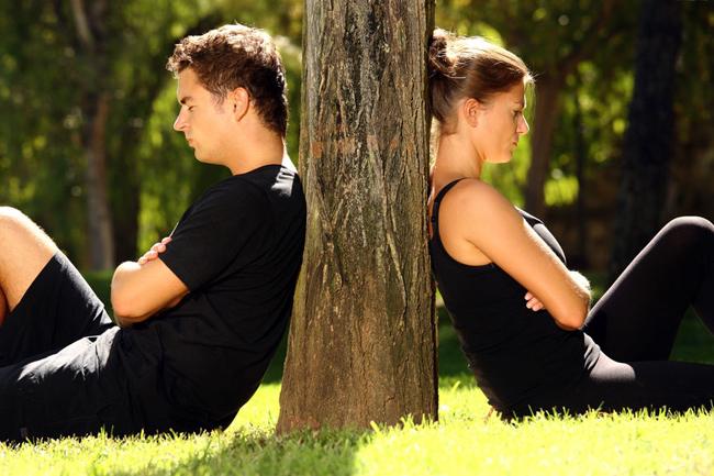 problem u vezi Ima li vaš partner strah od vezivanja?
