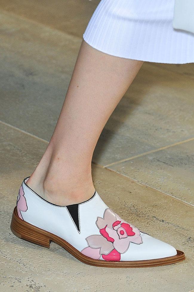ravne cipele bekam viktorija Retrospektiva njujorške Nedelje mode: Najbolje cipele