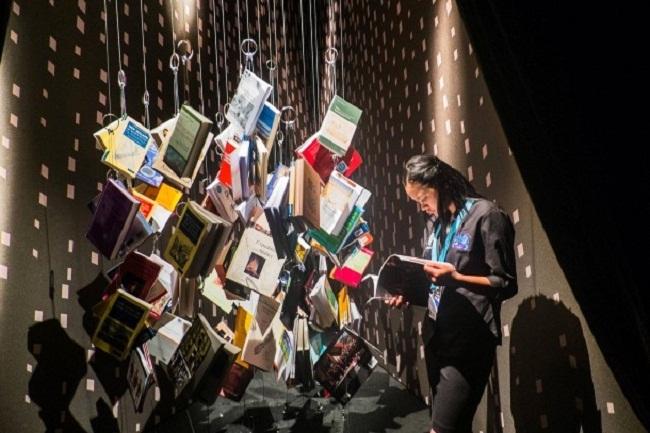 sajam knjiga Put oko sveta: Frankfurt na Majni