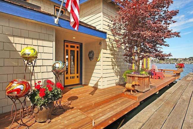stepenice Prodata kuća iz filma Besani u Sijetlu