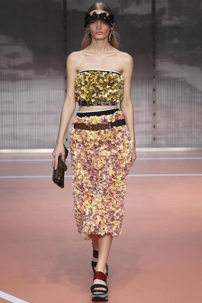 strapless dresses 10 trendova sa Nedelje mode u Milanu