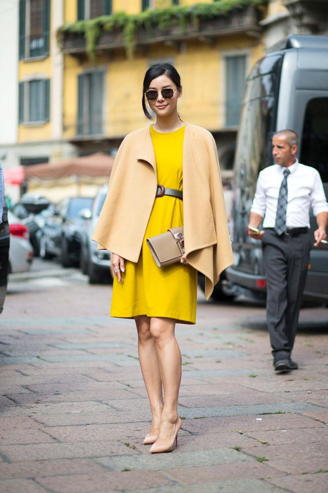 street style na nedelji mode u milanu 9 Street Style na Nedelji mode u Milanu