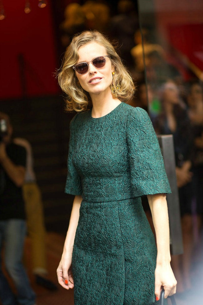 street style na nedelji mode u milanu eva hercigova Street Style na Nedelji mode u Milanu