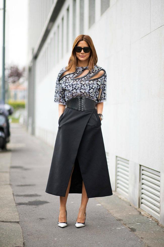 street style na nedelji mode u milanu kristin centenera Street Style na Nedelji mode u Milanu