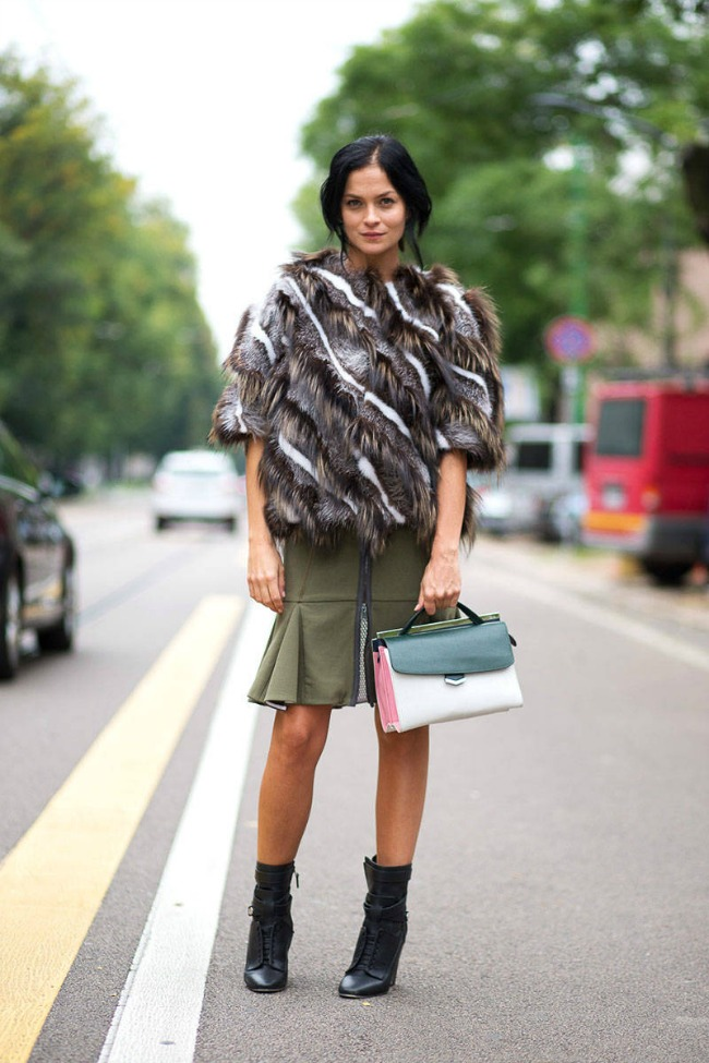 street style na nedelji mode u milanu lejh lazark Street Style na Nedelji mode u Milanu