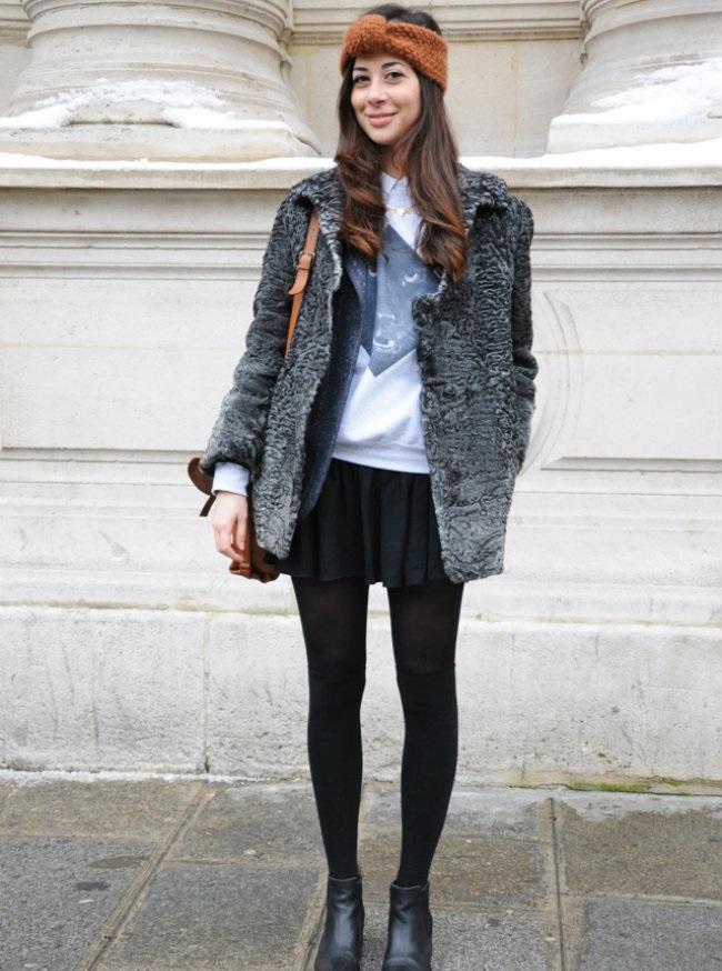 ulicni stil pariz 101 Street Style na Nedelji mode u Parizu