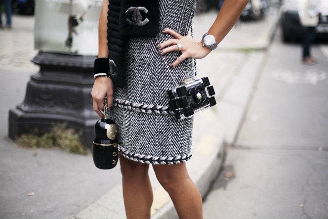 ulicni stil pariz 13 Street Style na Nedelji mode u Parizu
