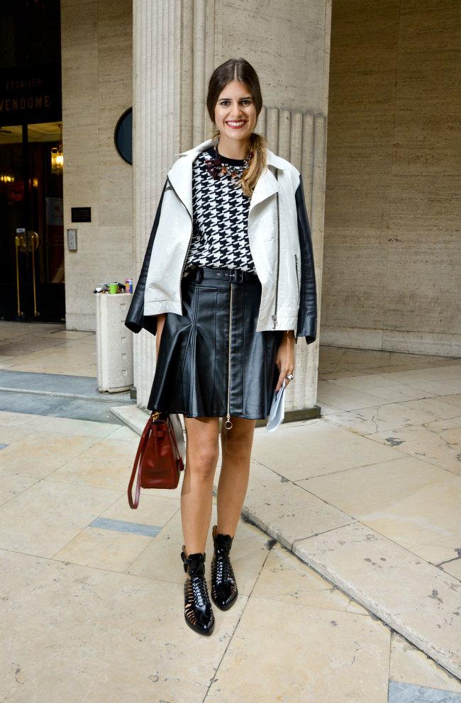 ulicni stil pariz 8 Street Style na Nedelji mode u Parizu