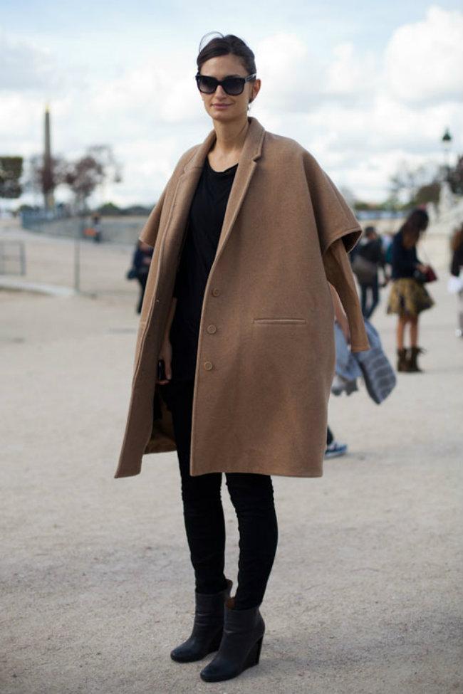 ulicnis til pariz 12 Street Style na Nedelji mode u Parizu