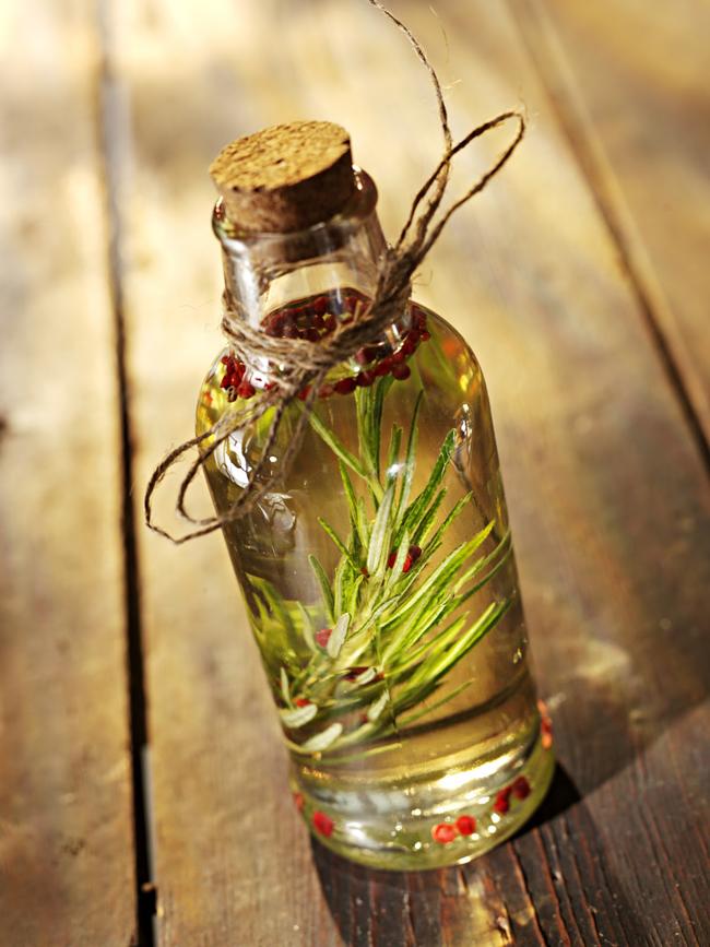 ulje za kosu Večiti saveti za lepotu
