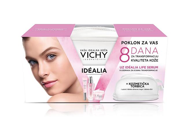 unnamed 2 Idéalia: Prva Vichy linija za vidljivu transformaciju kvaliteta kože