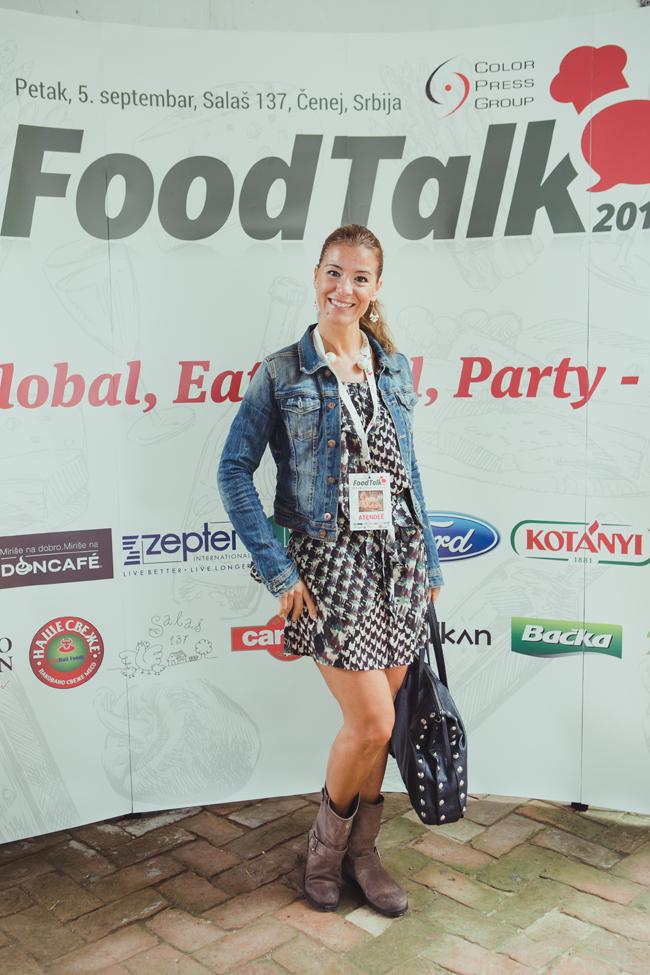vanja gavrovski Završen FoodTalk2014