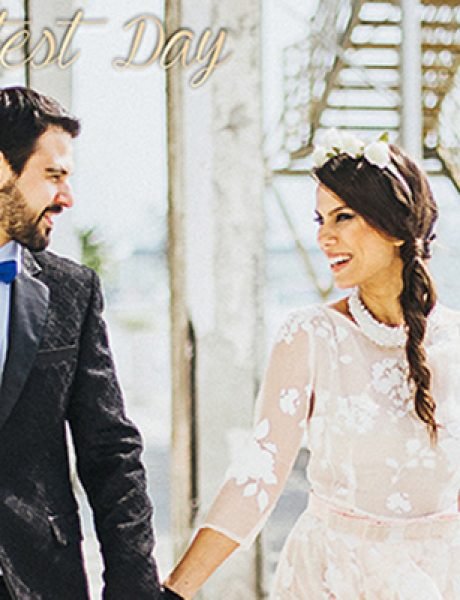 Wannabe Bride Vikend editorijal: The Sweetest Day