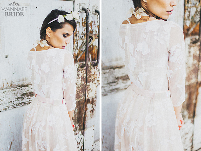 wannabe magazine editorijal septembar10 Wannabe Bride Vikend editorijal: The Sweetest Day