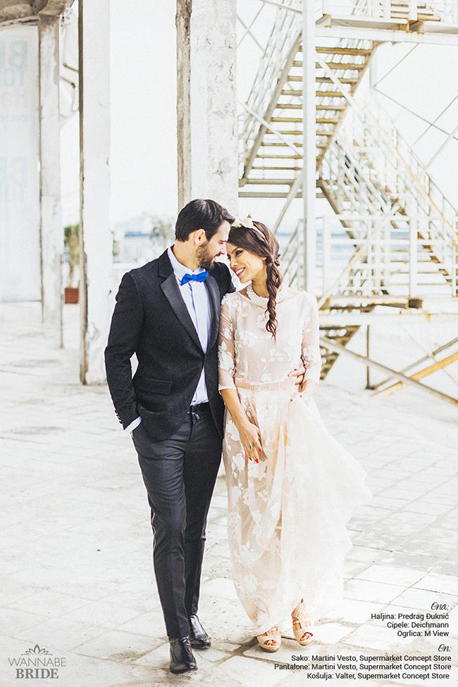 wannabe magazine editorijal septembar2 Wannabe Bride Vikend editorijal: The Sweetest Day