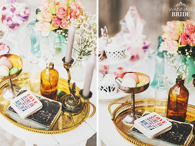 wannabe magazine editorijal septembar21 Wannabe Bride Vikend editorijal: The Sweetest Day
