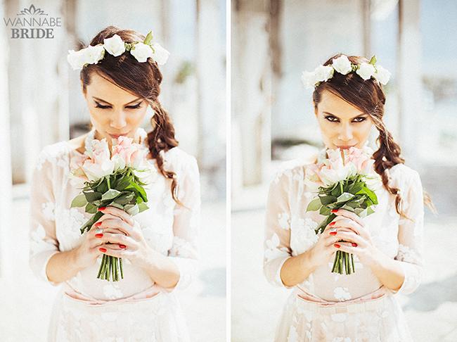 wannabe magazine editorijal septembar24 Wannabe Bride Vikend editorijal: The Sweetest Day