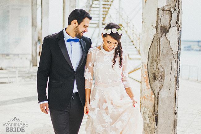 wannabe magazine editorijal septembar3 Wannabe Bride Vikend editorijal: The Sweetest Day