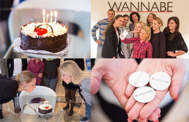 wannabe magazine rodjendan Poznati o nama na naš rođendan: Zašto volimo Wannabe?