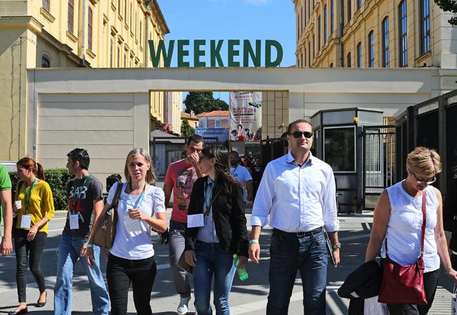 weekend media festival 2 Otvoren Weekend Media Festival u Rovinju