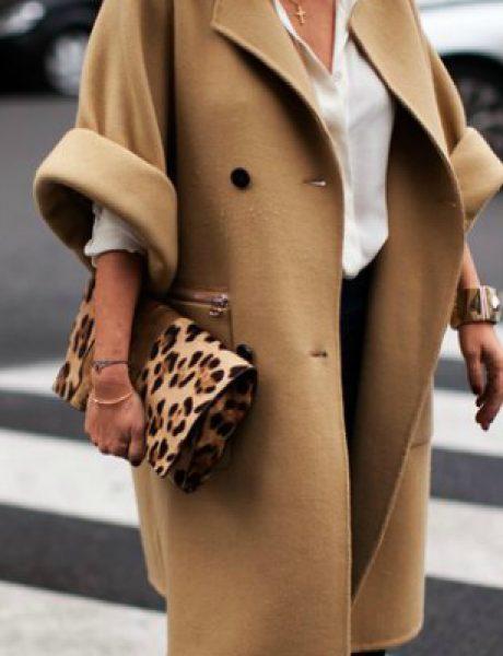 Šta obući ove nedelje: Kamel kaput