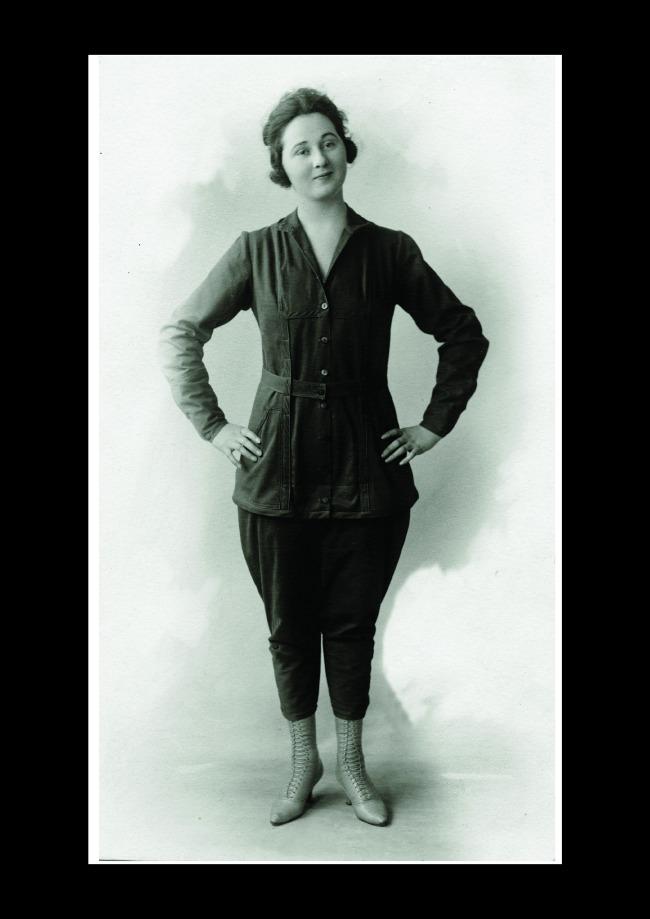 1918 1 1 Denim džins za žene: Od divljeg zapada, do modnih pisti