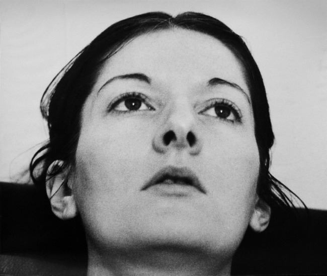 3. Marina Abramovic Izložba 50 umetnika iz zbirki Muzeja savremene umetnosti