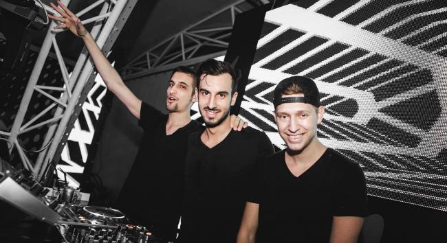 Banging Trio 4 Ovo su mlade nade srpske EDM scene!