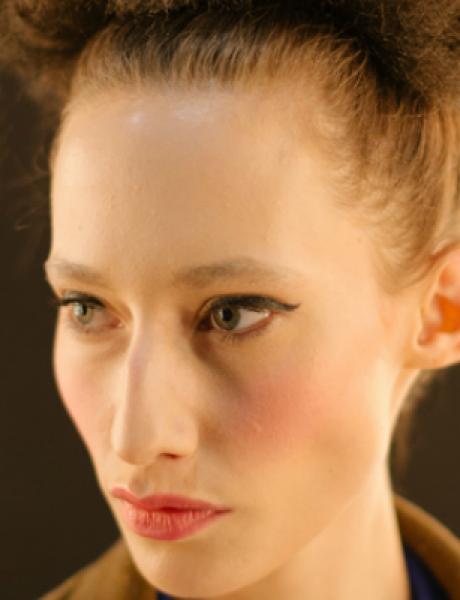 Šminka na reviji Ane Ljubinković