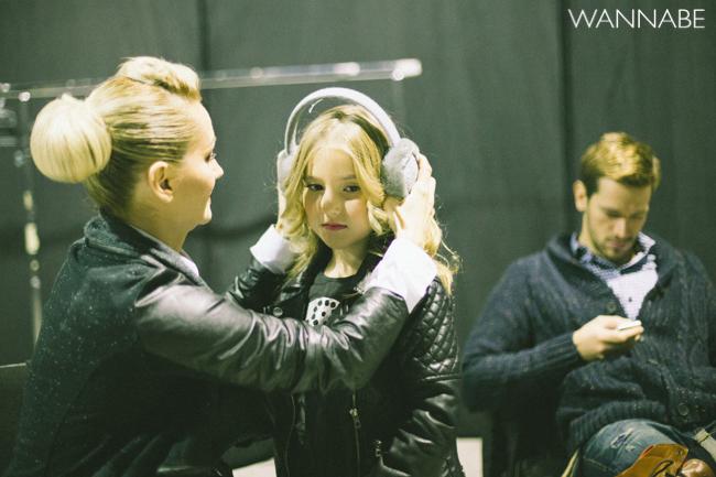 Belgrade fashion week 29 Backstage 36. Perwoll Fashion Week (prvi deo)