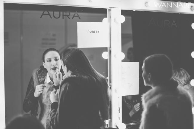 Belgrade fashion week 31 Backstage 36. Perwoll Fashion Week (prvi deo)