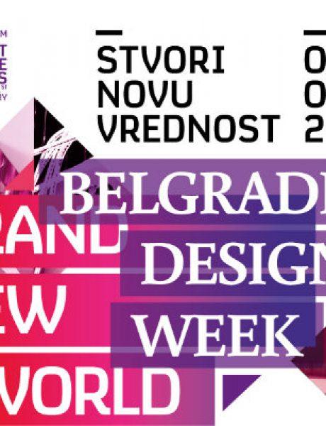 Belgrade design week: Najveći kreativni umovi 21. veka u Beogradu