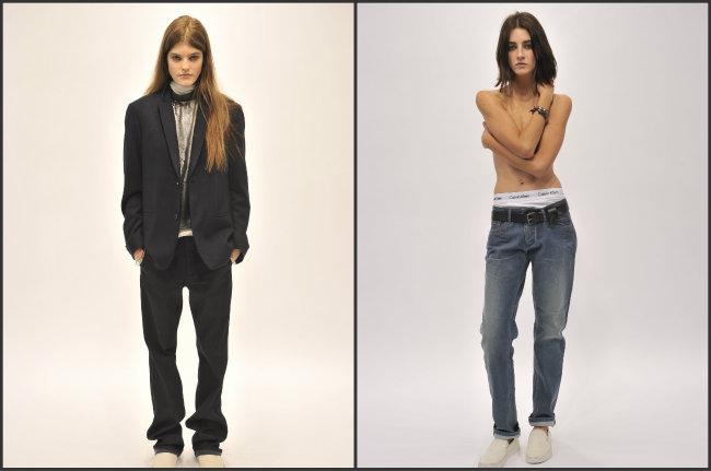 Calvin Klein 2 Nova džins kolekcija modne kuće Calvin Klein