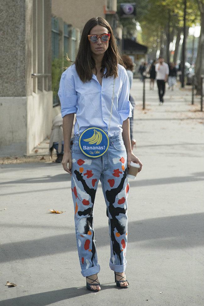 DZINS Ulična moda sa Meseca mode