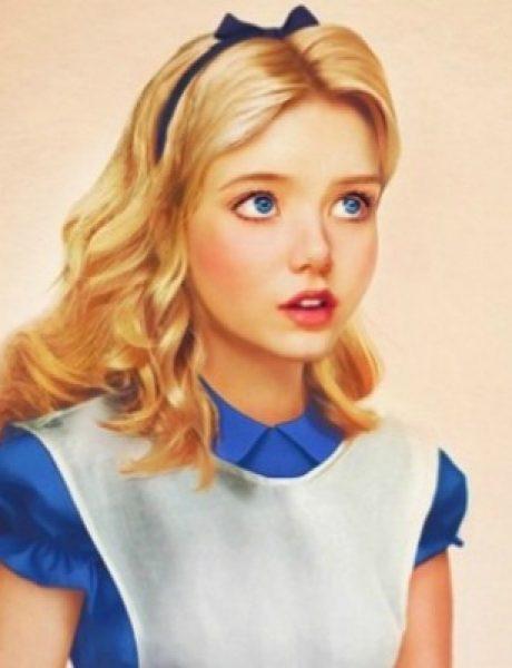 Kako bi izgledale Dizni princeze sa realističnim strukom