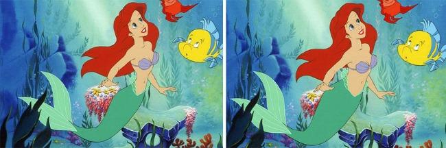 Dizni princeze 3 Kako bi izgledale Dizni princeze sa realističnim strukom