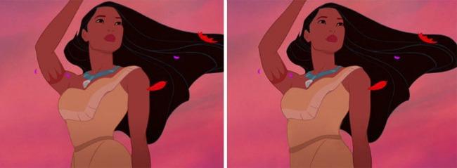 Dizni princeze 5 Kako bi izgledale Dizni princeze sa realističnim strukom