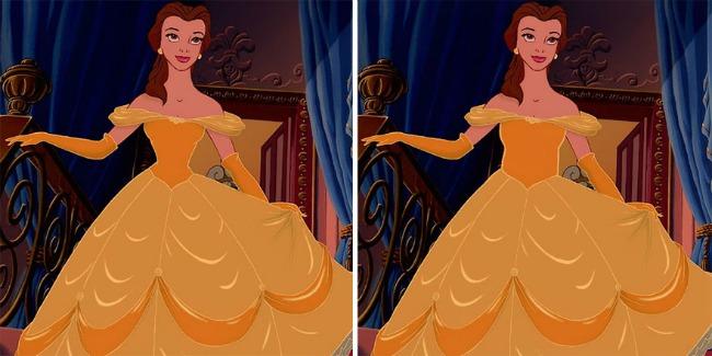 Dizni princeze 6 Kako bi izgledale Dizni princeze sa realističnim strukom