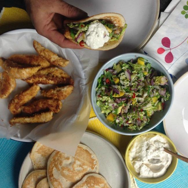 Ejmi Kraford 1 Instagram kraljevstva zdrave hrane