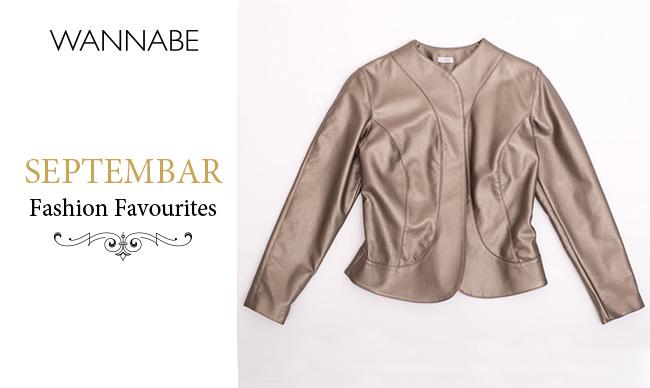 Fashion Favourites 5 Omiljeni modni komadi iz septembra