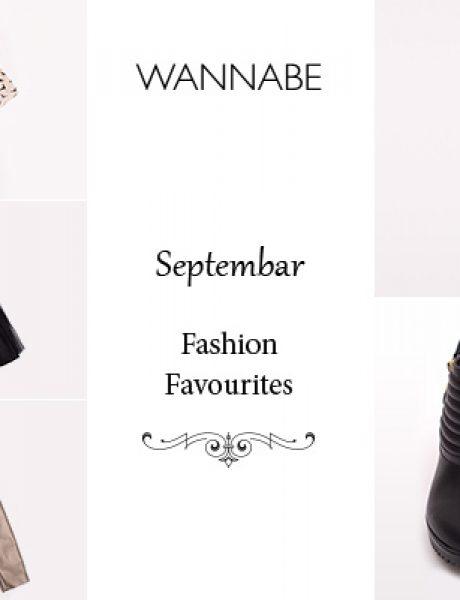 Omiljeni modni komadi iz septembra