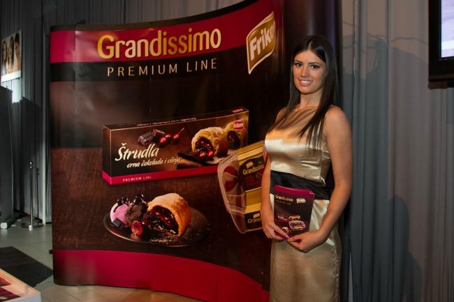 Frikom Grandissimo strudla Fashion Selection Fashion Selection: Frikom predstavio novi premium proizvod