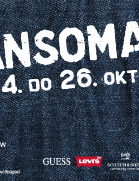 """""""Jeansomania"""" na Nedelji mode"""