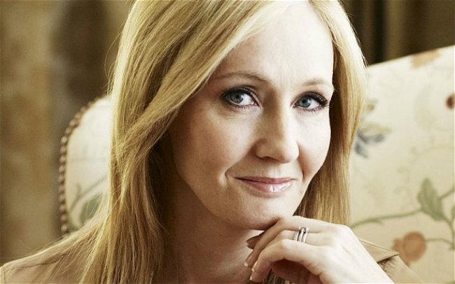 JK Rowling Šta su uspešni ljudi radili kada su imali 25 godina