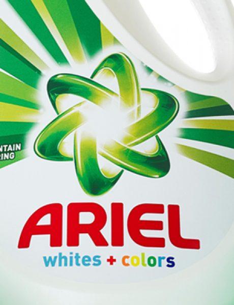 Za račun od 10.000 u P….S…. Fashion-u dobijate Ariel Liquid Powder