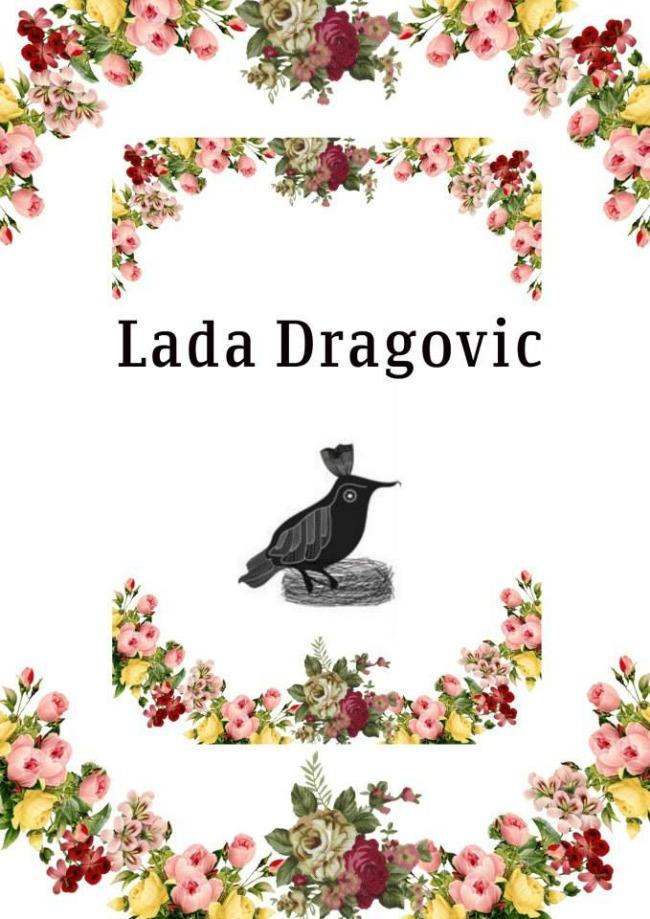 Lada Dragović Dizajnerski petak: Ljubica Cvejić, Lada Dragović i Ljuba Sikimić