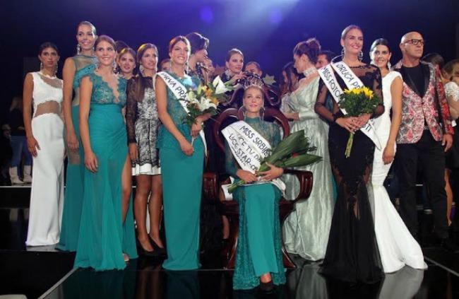 Marija Sabic Miss Srbije 5 Izbor za Miss Srbije: Marija Šabić promovisala novu kolekciju