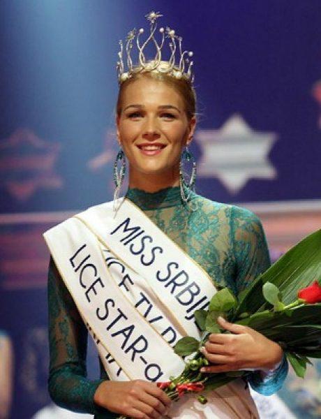 Izbor za Miss Srbije: Marija Šabić promovisala novu kolekciju