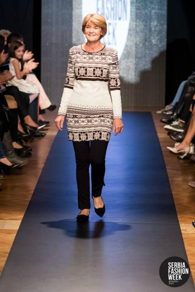 Marija Sabic Marija Šabić: Visoka moda na Serbia Fashion Week u