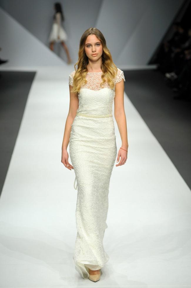 Mirjana Vujcic 1 Drugo veče 36. Perwoll Fashion Week a